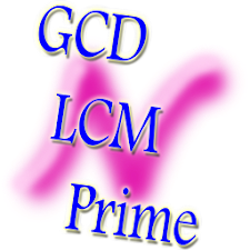 GCD, LCM, and Prime Factors