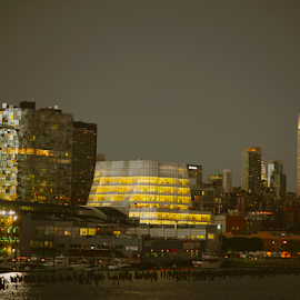 Empire State from the river by Alec Halstead - City,  Street & Park  Skylines (  )