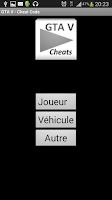 Screenshot of GTA V - Cheat