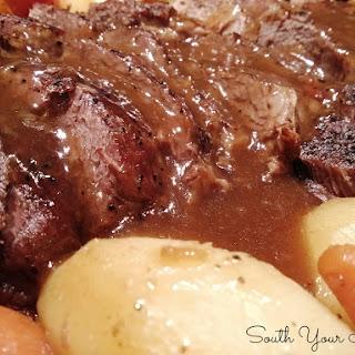 Baked Pot Roast Onion Soup Mix Recipes