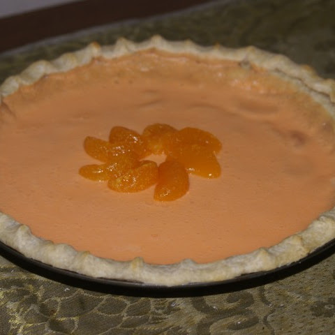 Easy Mandarin Orange Pie