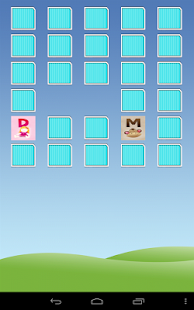 ABC Memory Game - screenshot