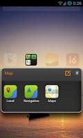 Screenshot of MIUI v5 GO/Nova/Holo/ADW Theme