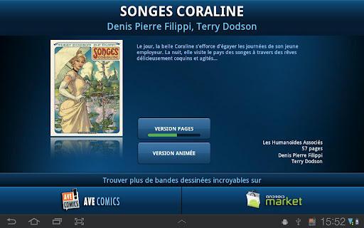 Songes Coraline