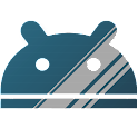 Striped Android Wallpaper icon