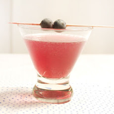Drinking in Season: Concord Martini