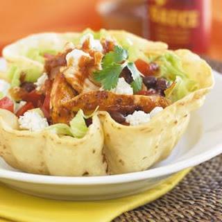 Mexican Chicken Taco Salad Recipes