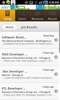 Screenshot of Jobs+