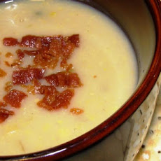 Corn Potato Soup for the Crock Pot