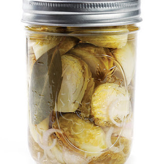 Pickled Brussels Sprouts