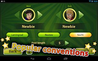 Screenshot of Preferans