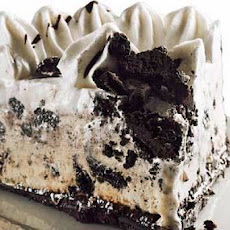 Cookies and Cream Ice Cream Dessert
