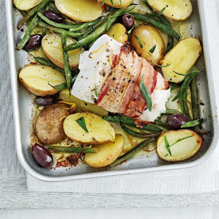 Potato Wrapped Fish Recipes