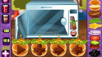 Screenshot of Cooking Games For Girls