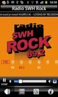 Screenshot of Radio SWH Rock 89.2 FM