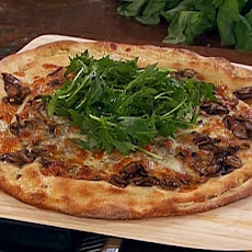 Stuffed Robiola Pizza