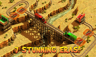 Screenshot of Train Crisis HD