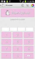 Screenshot of Super AppLock (App Protector)