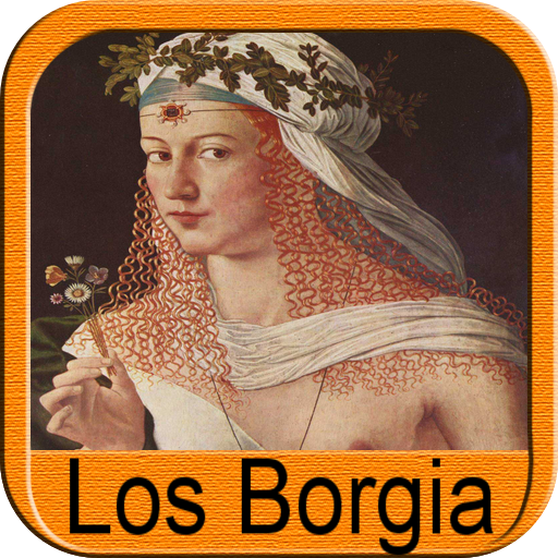 Los Borgia. Crimen y Pasión LOGO-APP點子