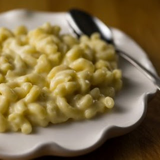 Creamy Macaroni Cheese Without Velveeta Recipes