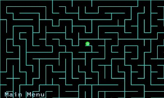 Screenshot of Endless Maze
