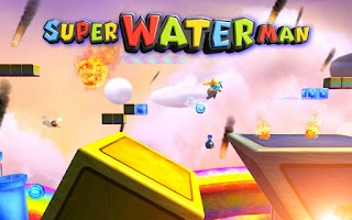 Screenshot of Super WaterMan