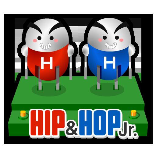 休闲のHip&Hop Jr. LOGO-記事Game