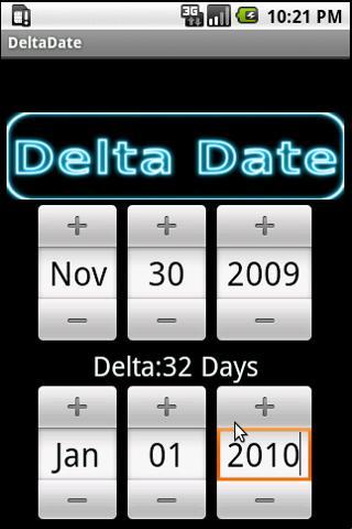 DeltaDate