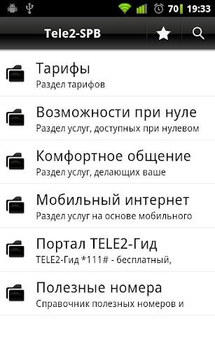 ПА Tele2 СПб