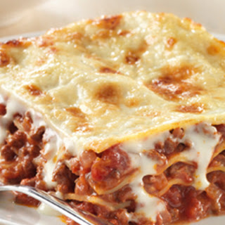 Lasagne Sheets Recipes