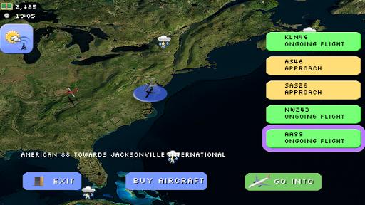 Flight World Simulator - screenshot