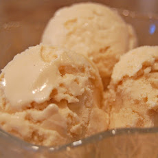 Homemade Coffee Ice Cream