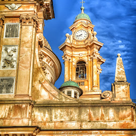 Genova by Cristian Peša - Buildings & Architecture Architectural Detail