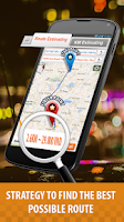Screenshot of Taxi Navi – Quick call Taxi