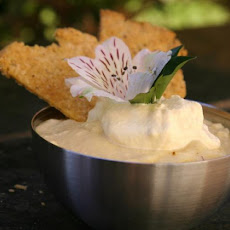 Elegant Vanilla Bean Banana Custard With Pastry