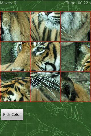 Puzzle Zoo Animals