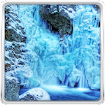 Frozen Waterfall Wallpaper 15.0 Apk