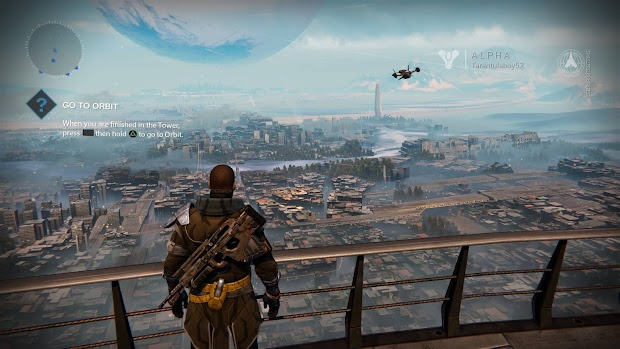 Destiny dev: The Destiny Alpha is less than 10 percent of the finished game