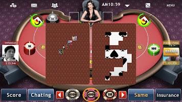 Screenshot of BM Casino Baccarat(百家乐,百家樂)