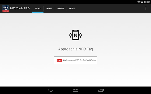 NFC Tools - Pro Edition- screenshot thumbnail