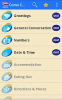 Screenshot of Learn Thai Conversation Free