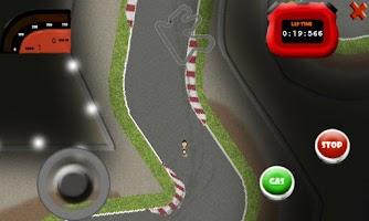 Screenshot of Moto Mobile 2012 GP GAME