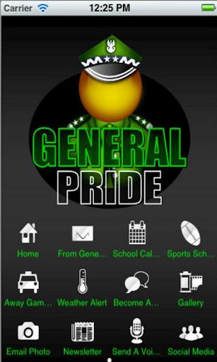 General Pride