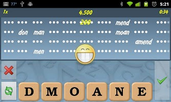 Screenshot of Syrious Scramble® Free