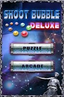 Screenshot of Shoot Bubble Deluxe
