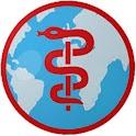 Dokter op reis icon