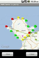 Screenshot of Tidal Flow Anglesey
