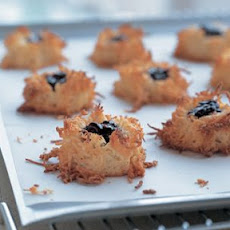 Coconut-Blackberry Cookies