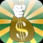Money-Wealth=Power icon