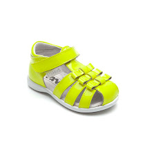 Step2wo Zeta - Closed Neon Sandal SHOE